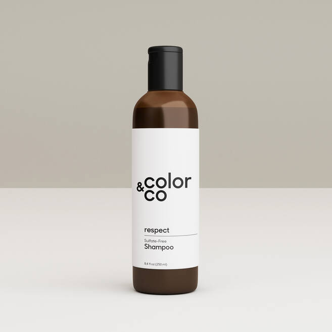 Color&Co by L'Oréal Respect Shampoo
